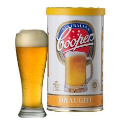 Draught beer at home