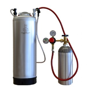home brew kegging system
